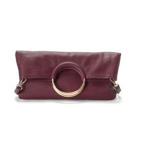 Lauren Conrad Vegan Leather Handbag